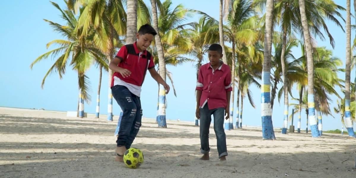"""""""Amigos sin fronteras"""", una serie para niños contra la discriminación"""