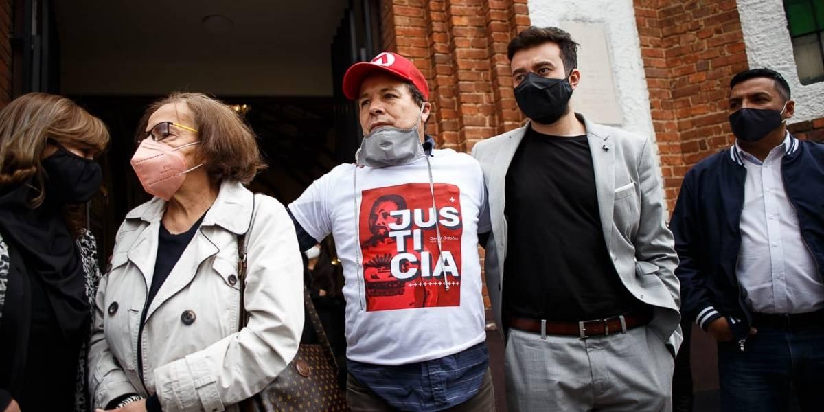 Familia de Javier Ordóñez pide máxima pena para policías acusados de su asesinato
