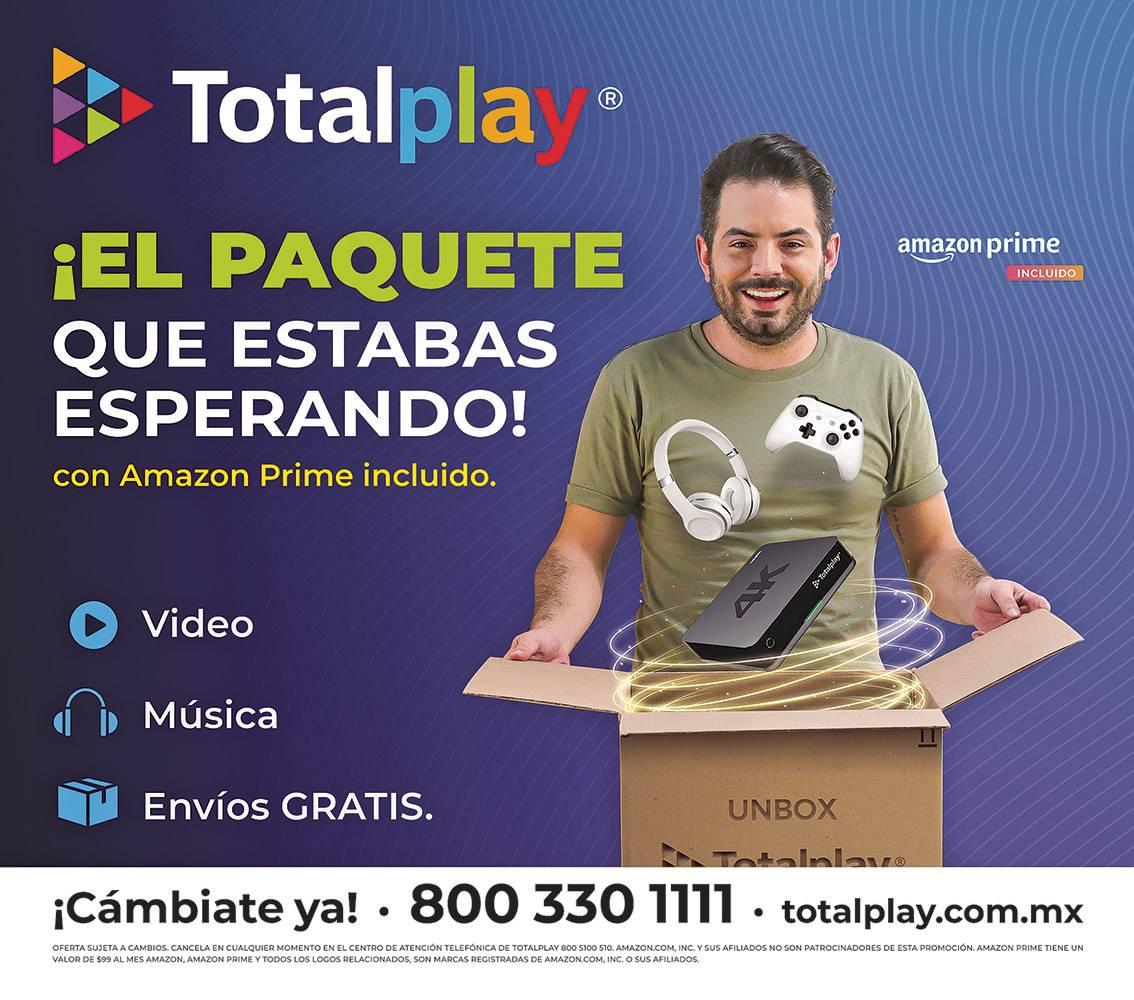 Anuncio Total Play edición CDMX del 18 de Septiembre del 2020, Página 07