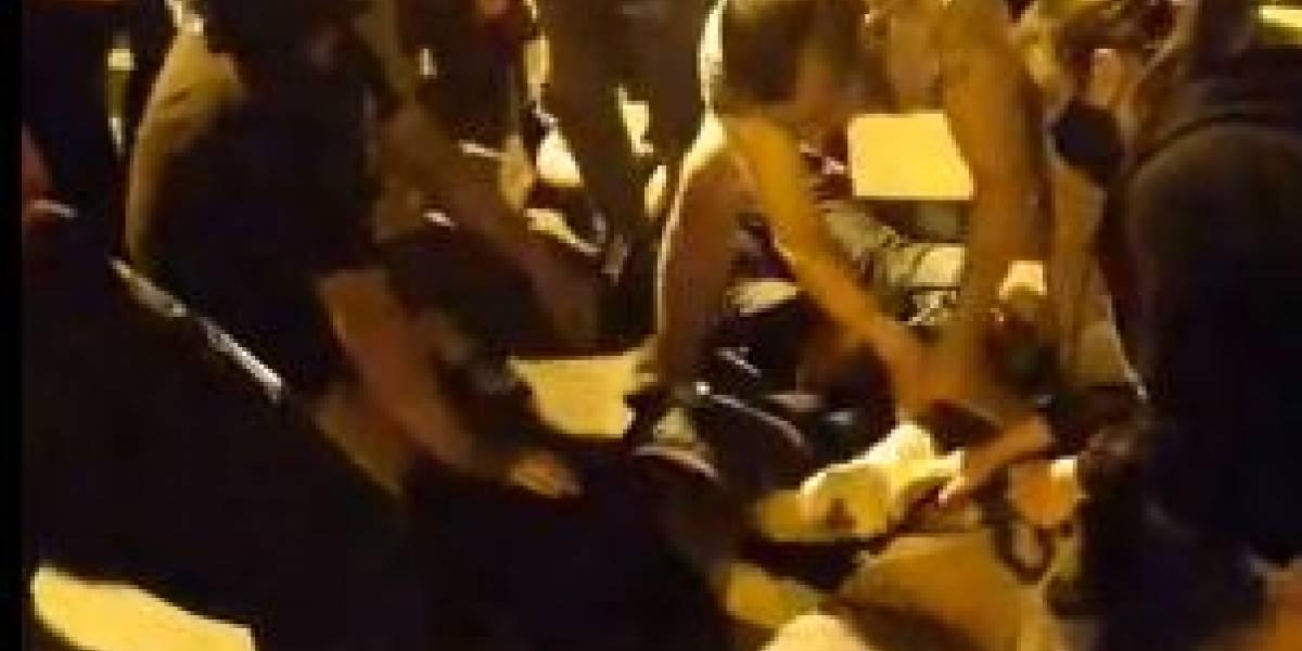 Detención ciudadana frustró portonazo en Puente Alto