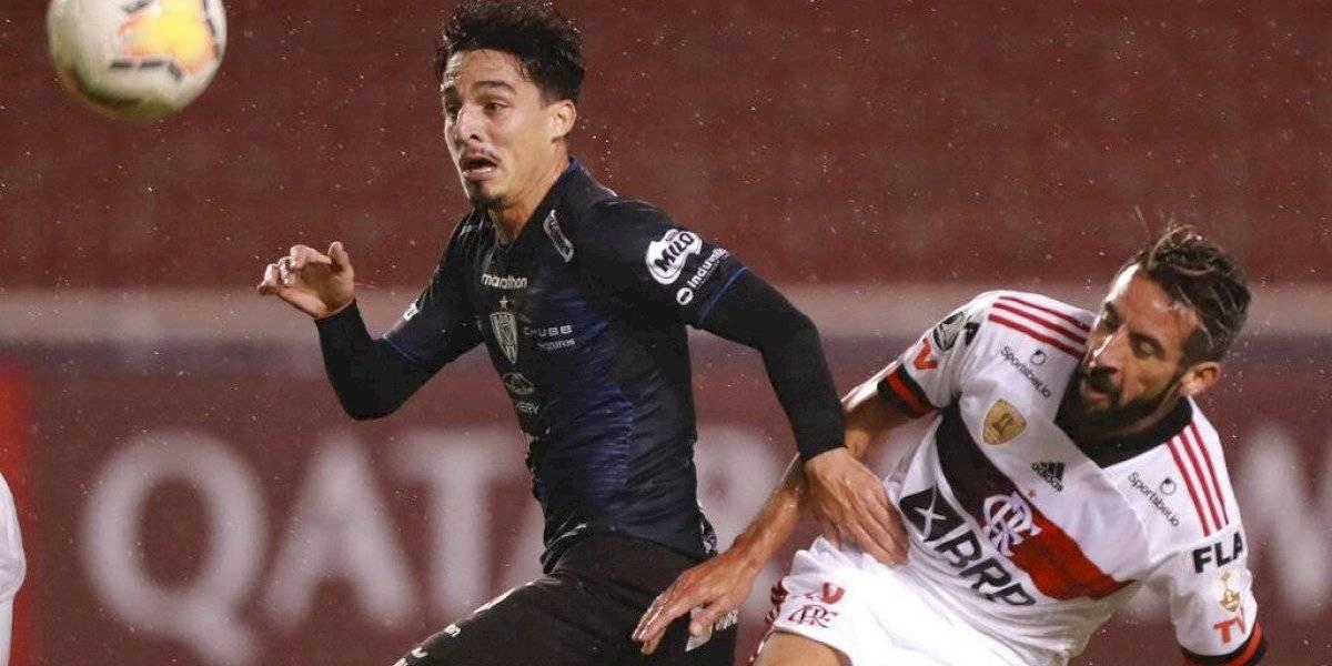 Isla vivió una pesadilla en su debut en la Libertadores: Independiente del Valle vapuleó por 5-0 a Flamengo