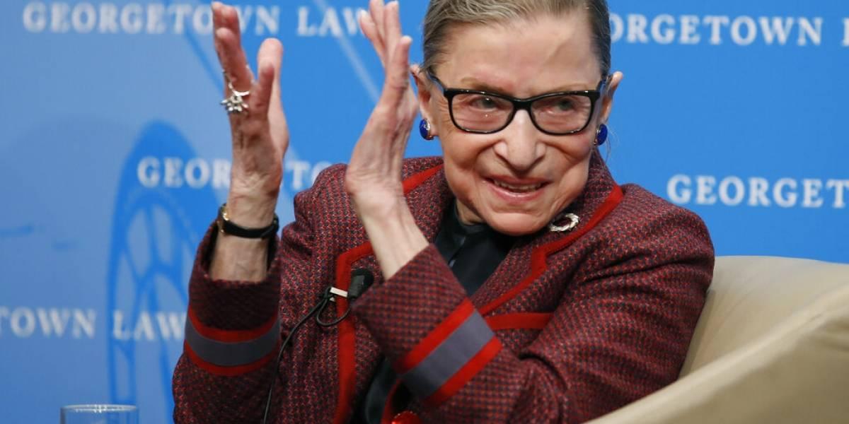Citas legendarias de la jueza del Supremo federal Ruth Bader Ginsburg