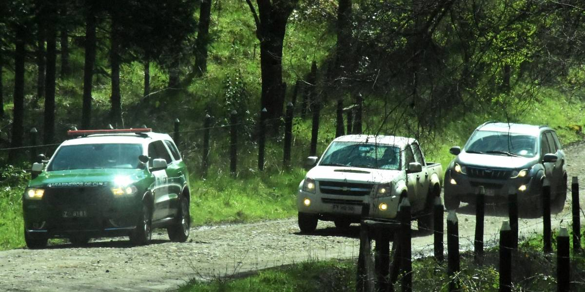 Machi Celestino Córdova volvió al penal de Vilcún tras pasar 30 horas en su comunidad
