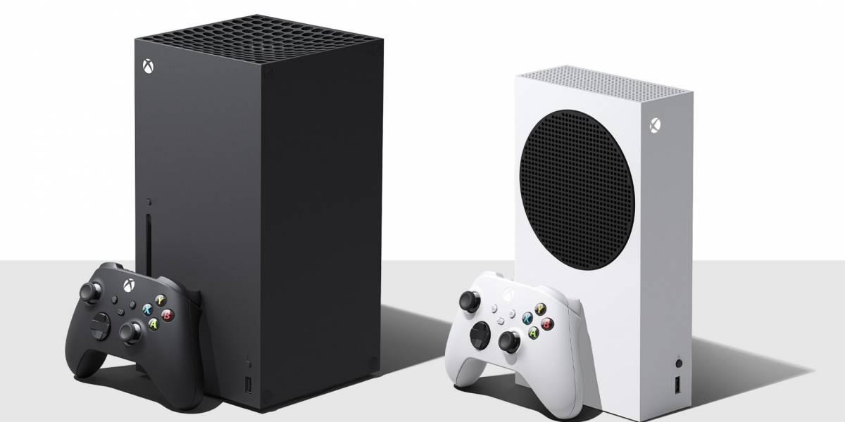 ¿Quieres una consola? Xbox lanzó un molde para que te hagas tu Series X o S de cartón