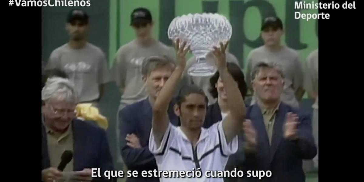 "Ministra Cecilia Pérez publicó emotivo video con deportistas históricos: ""A ti, corazón de Chile, no queremos que dejes de latir"""