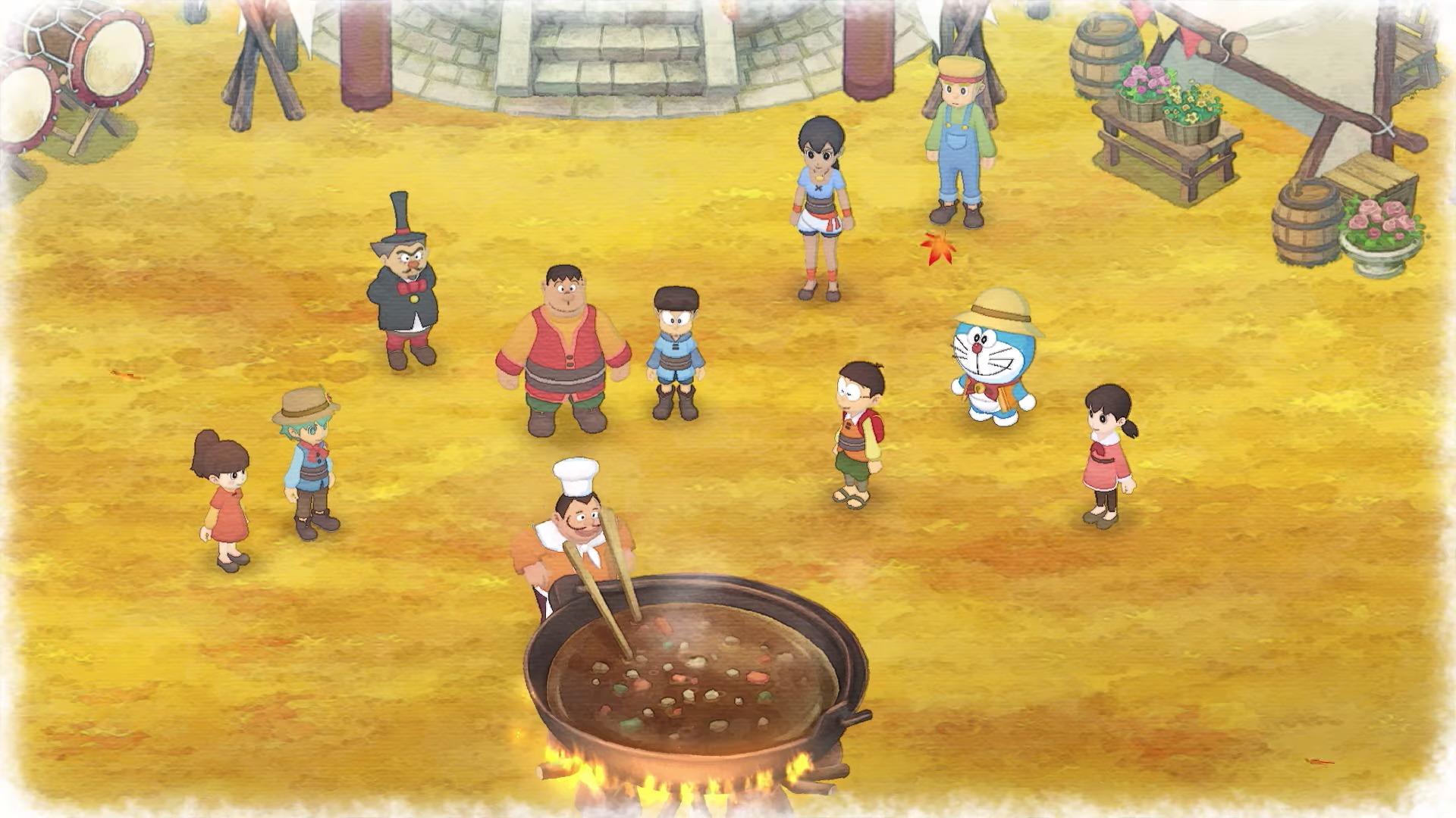 Doraemon: Story of Seasons PlayStation 4