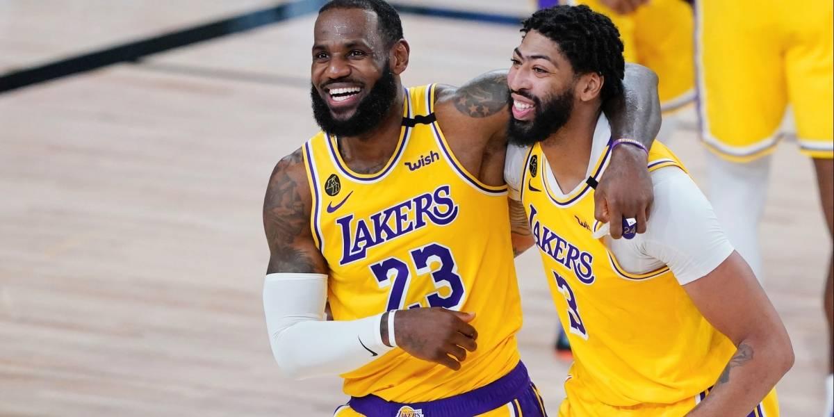 Los Ángeles Lakers vs. Denver Nuggets   EN VIVO ONLINE GRATIS Link y dónde ver en TV Final Conferencia Oeste NBA: Juego 1, canal y streaming