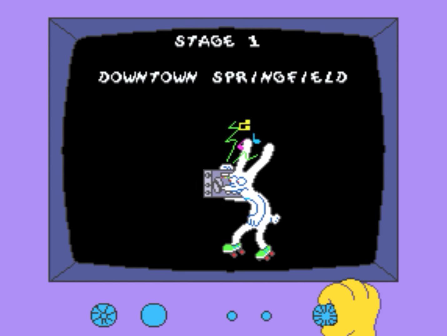 Los Simpson Marge Conejo