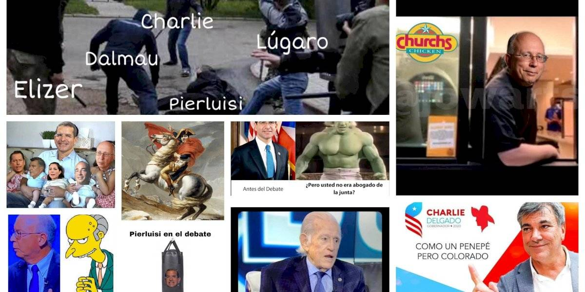 Memes y más: gocitos de creatividad criolla en el debate