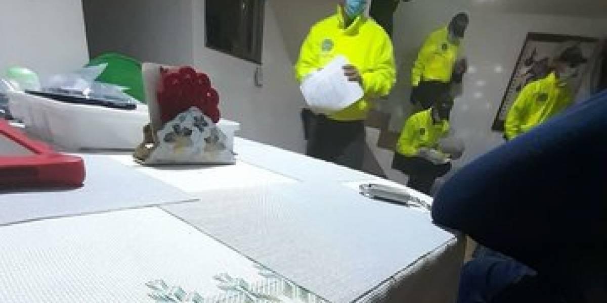 Gobierno reveló la identidad del funcionario capturado por vandalismo