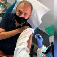 Coronavirus: este es el primer mexicano que se vacunó contra el COVID-19. Noticias en tiempo real