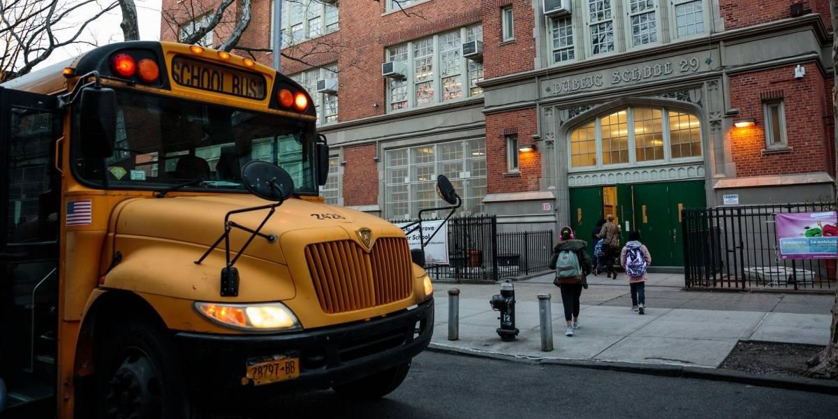 Así será la reapertura de las escuelas en Nueva York, el epicentro dela pandemia por COVID-19