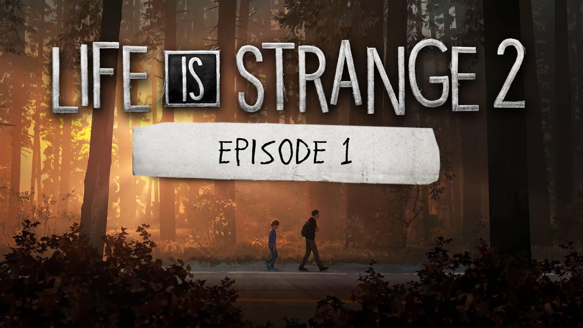 Life is Strange 2 (Episode 1)