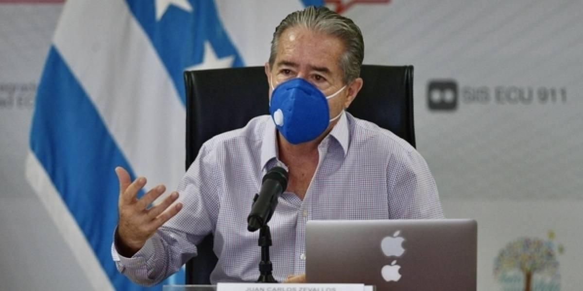 Ministro de Salud no descarta nuevas olas de contagio en Ecuador