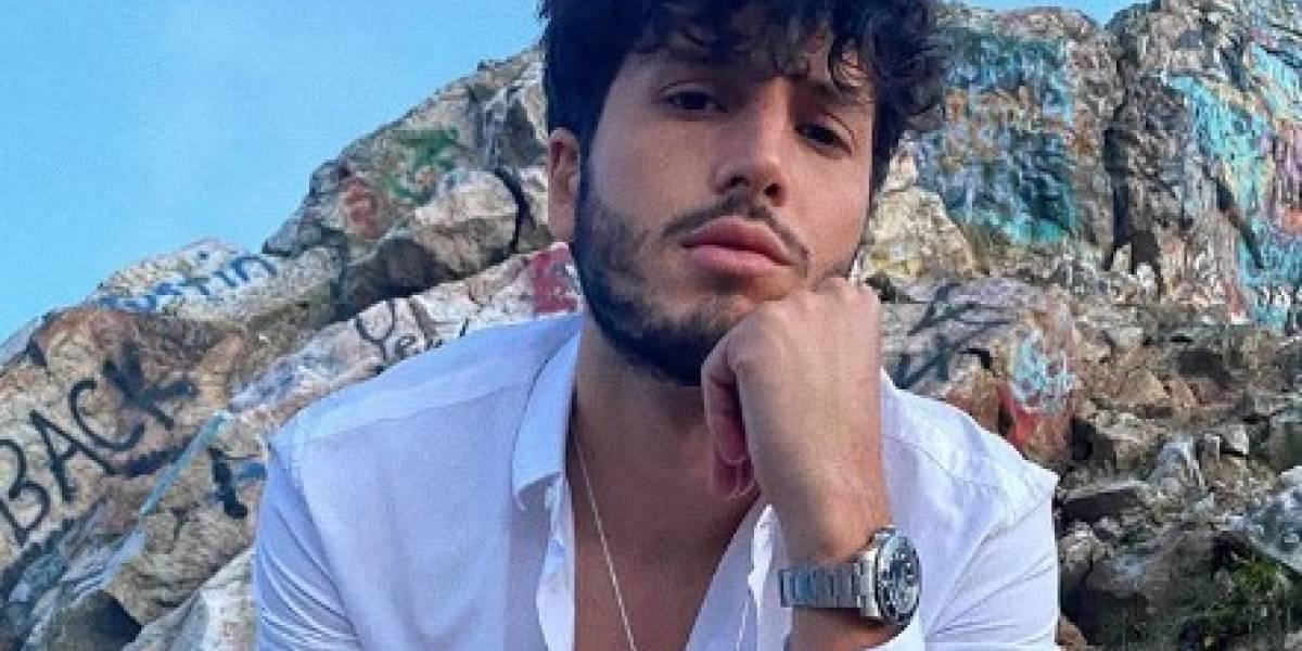 Sebastián Yatra le dice adiós a las redes sociales