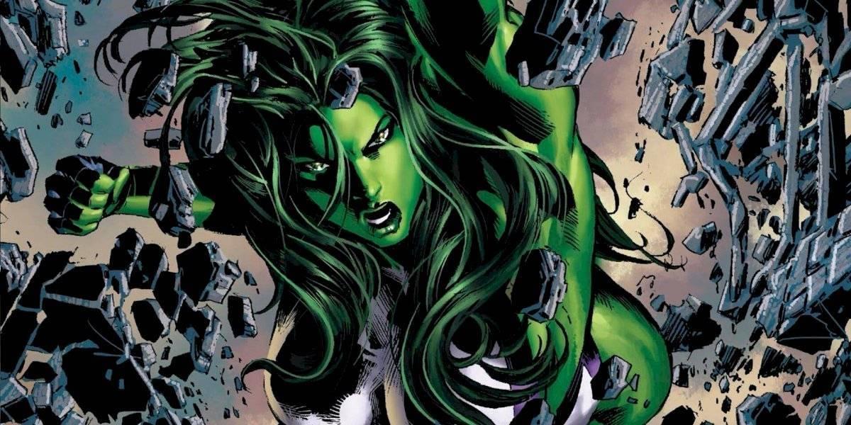 Esta es la actriz que hará de She-Hulk en el Universo Marvel