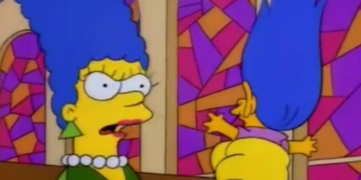 Los Simpson: Marge Simpson no es humana y hay evidencia que la delata