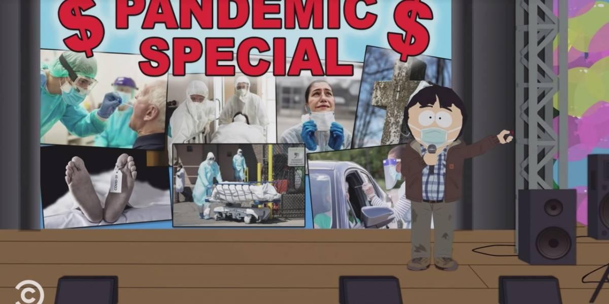 Coronavirus: South Park prepara un especial de una hora basado en la pandemia