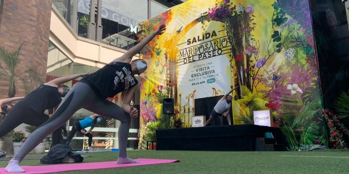 """Paseo San Francisco presenta """"Paseo Fit"""", ejercicio al aire libre"""