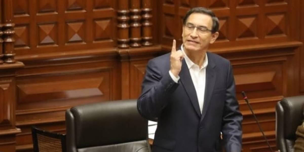 Perú.- La Fiscalía ve indicios delictivos en la grabación que implica al presidente de Perú en una trama corrupta