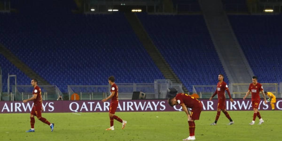 Italia autoriza reapertura al público de estadios de fútbol pese a fuerte rebrote de COVID-19