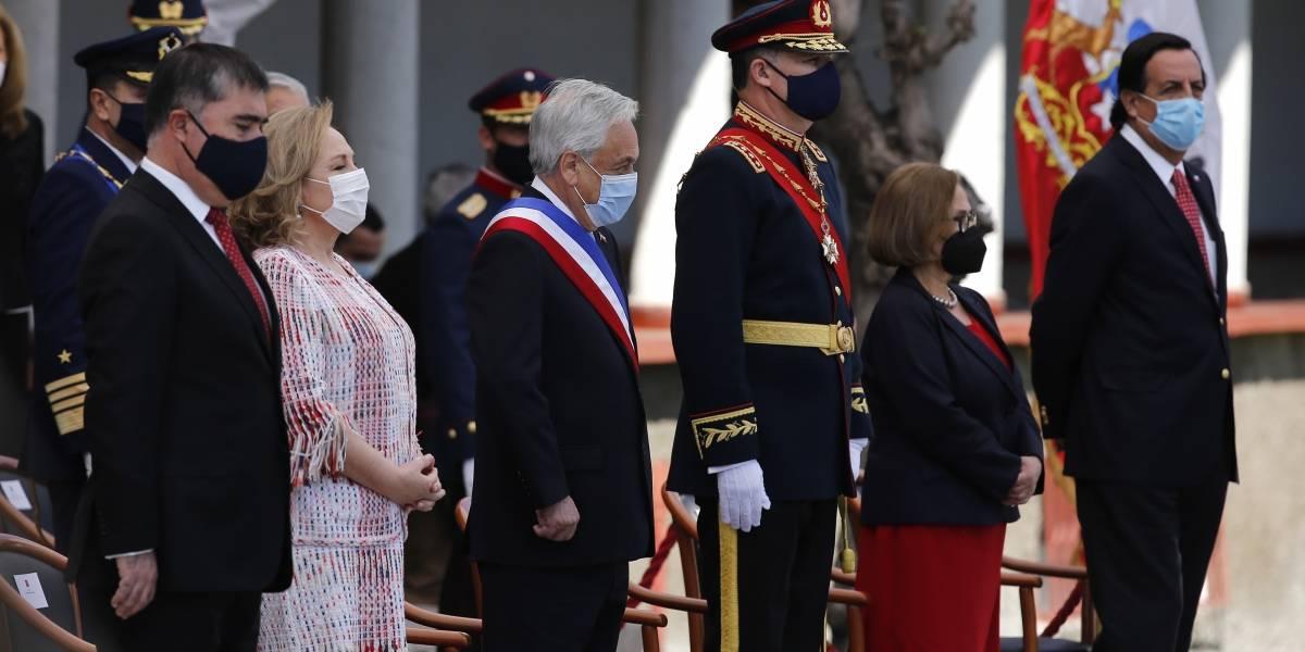 Piñera defiende la Parada Militar luego de que no se realizara por la pandemia