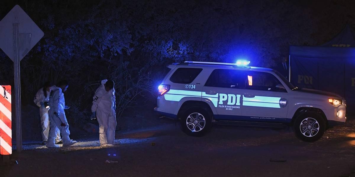 Funcionarios de la PDI abatieron a sujeto que intentó atropellarlos en control vehicular