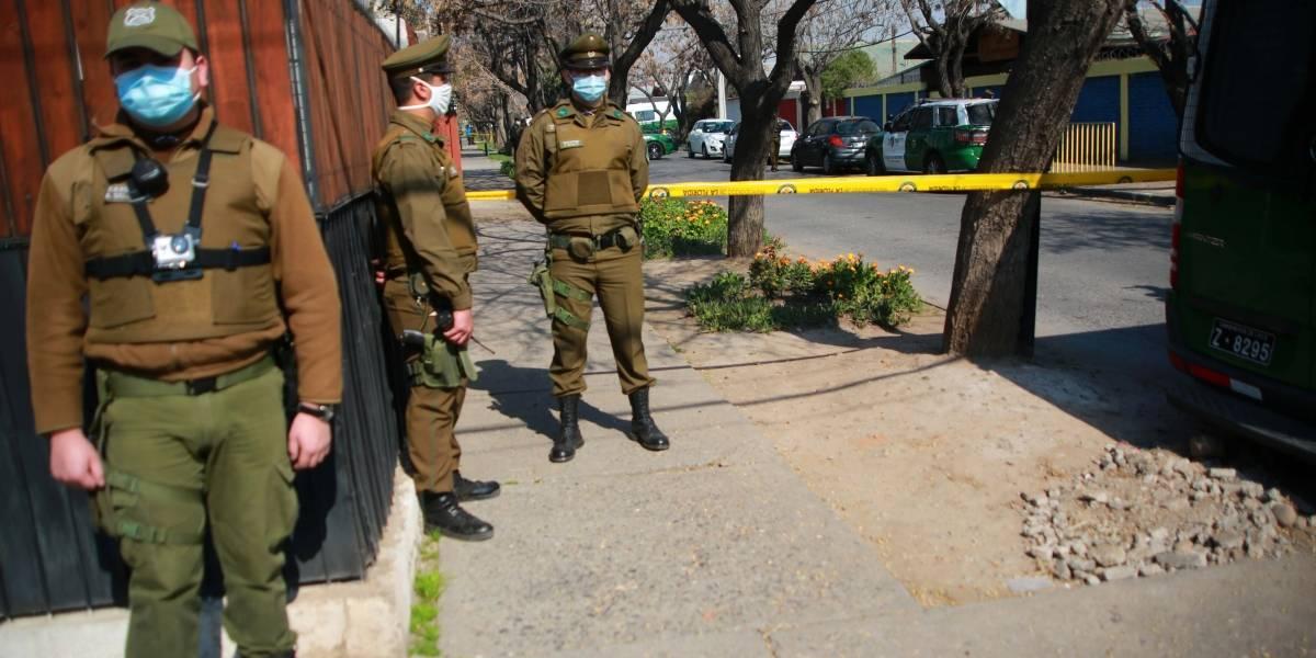 Los irresponsables no faltan: detienen a 12 personas por fiesta clandestina en Lo Prado