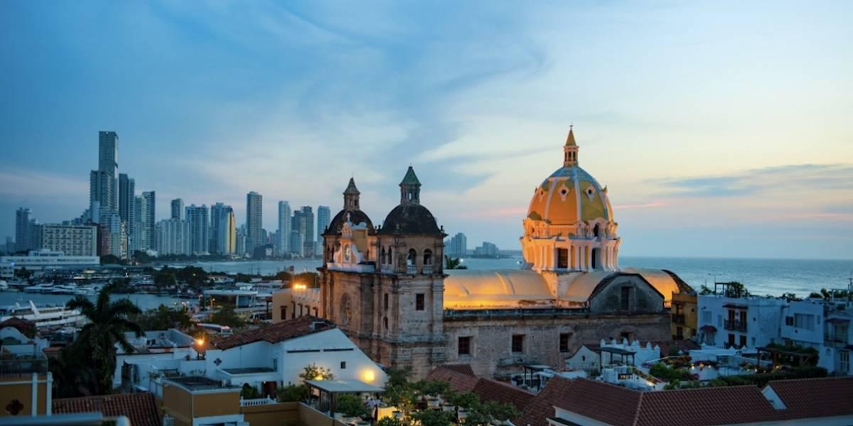 Cartagena reabrió a los vuelos internacionales