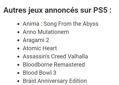 PlayStation 5 Bloodborne