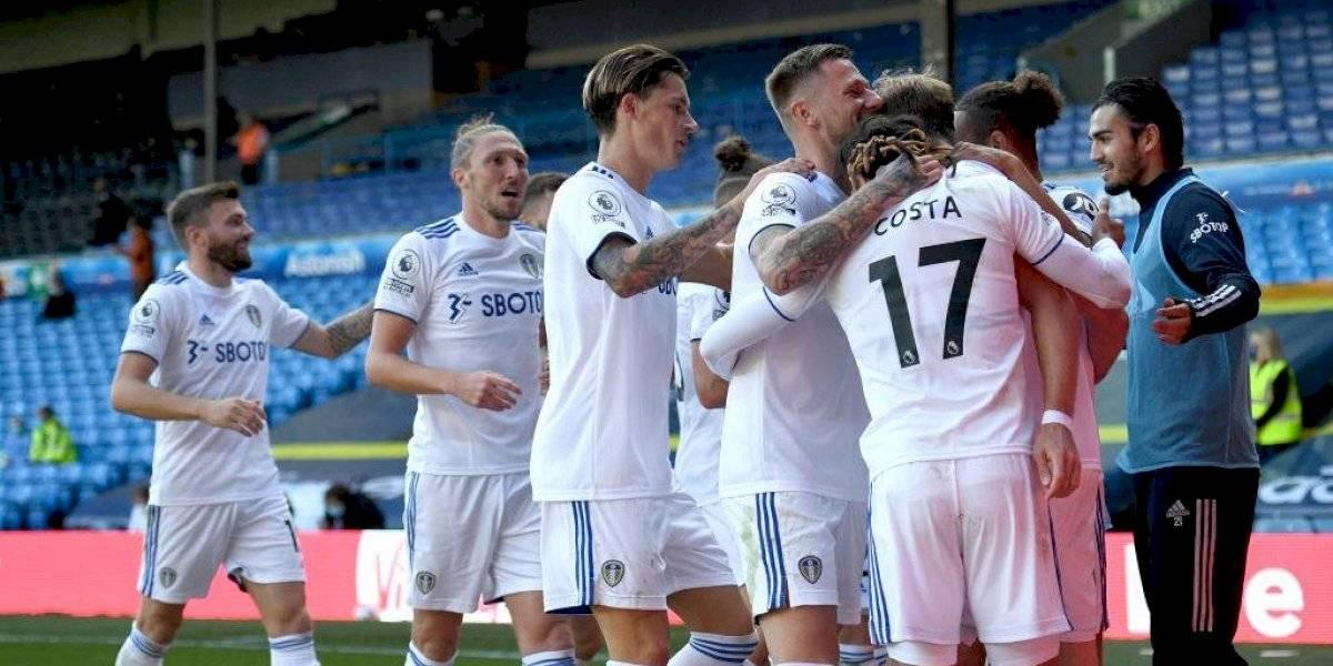 Triunfo a lo Bielsa: Leeds logra su primera victoria de la temporada al vencer por 4-3 al Fulham
