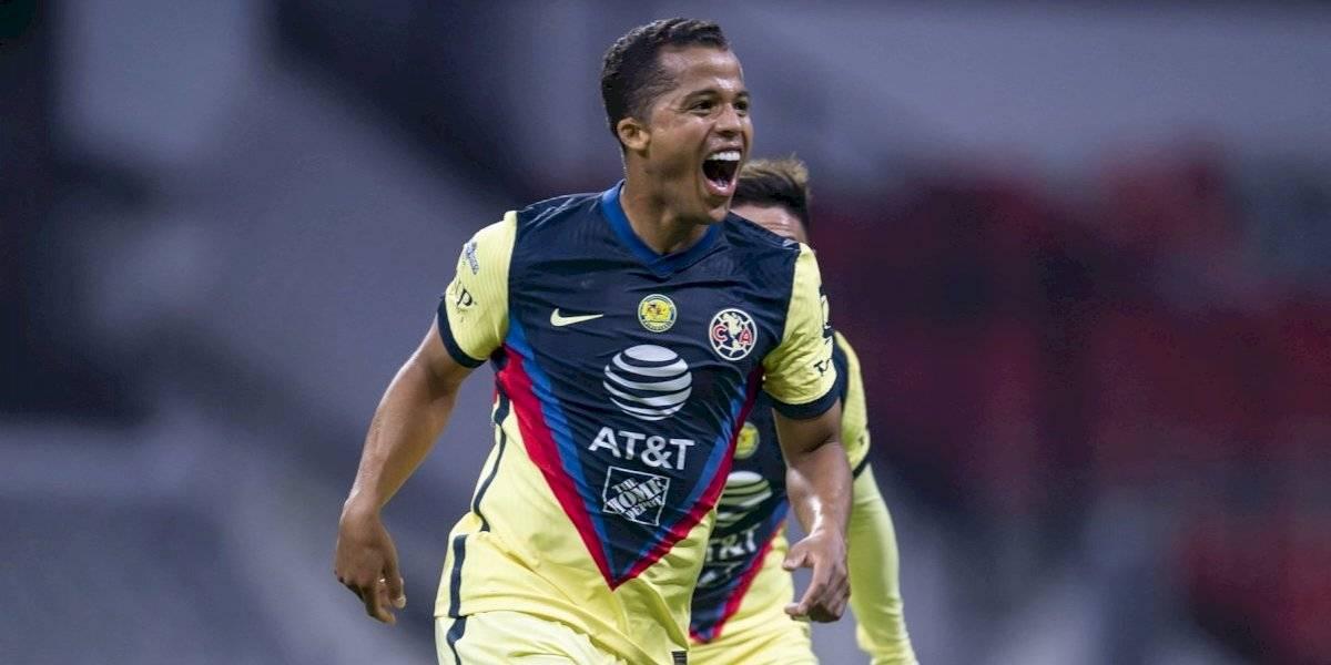 VIDEO: Giovani dos Santos marca golazo en el Clásico nacional