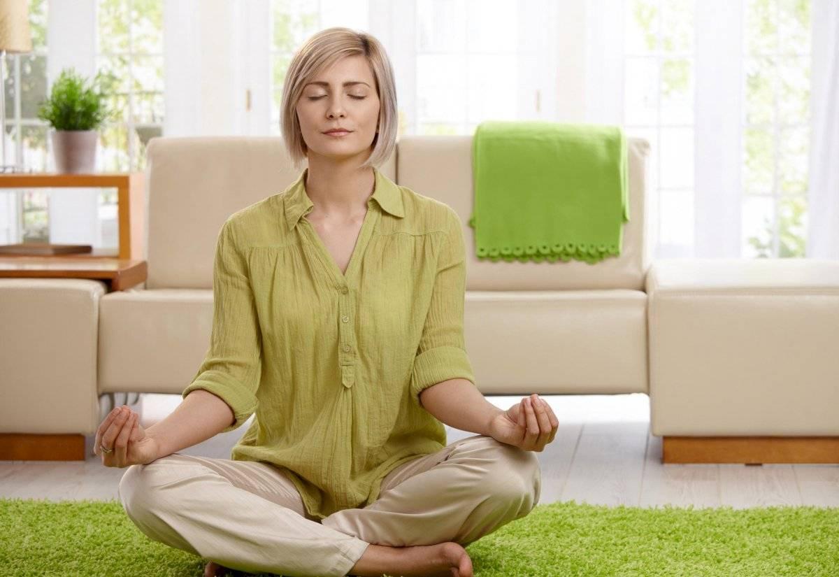 Meditar es un excelente ejercicio para mejorar la concentración