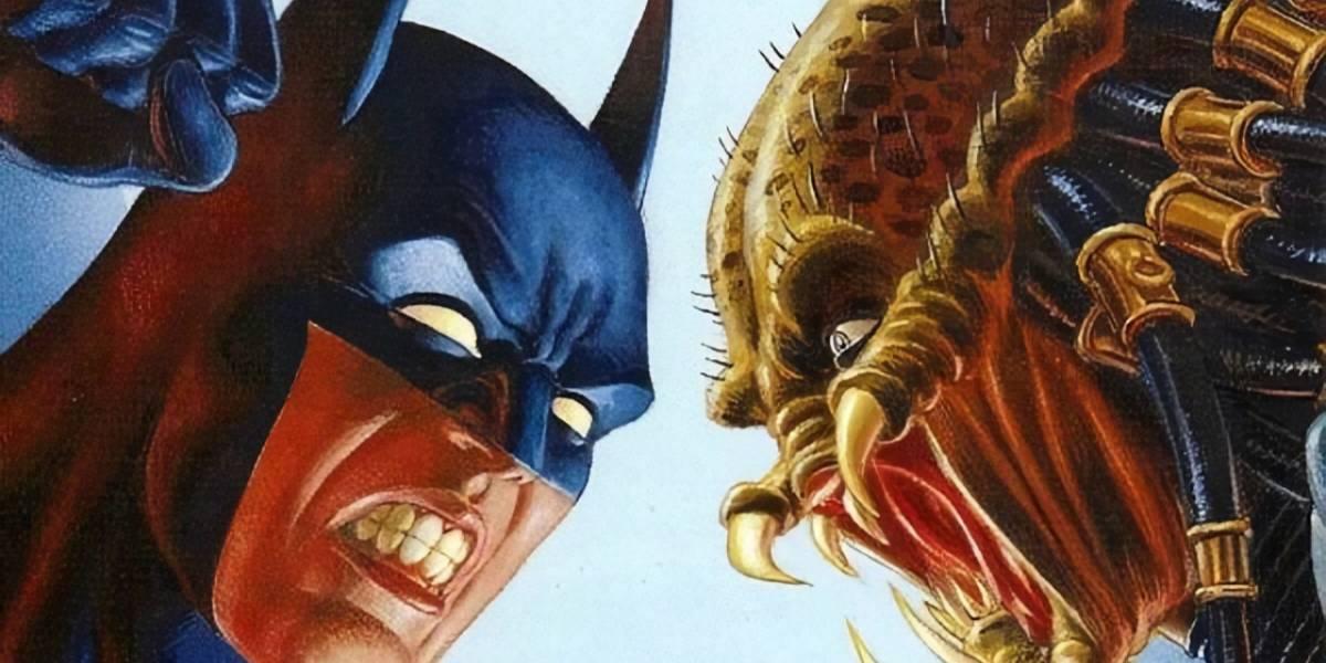 Batman: estos son los crossover más legendarios en los cómics