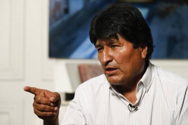 """""""Vacuna gratis para los 11 millones de bolivianos"""" promete Evo Morales si su partido vuelve al gobierno"""