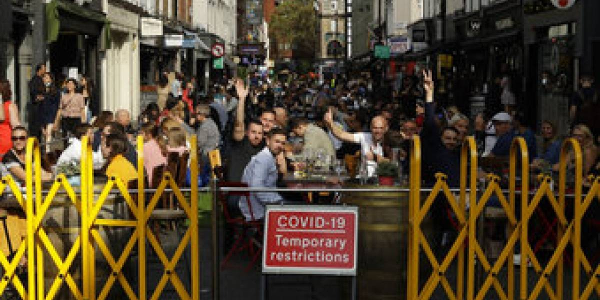 Gran Bretaña radicaliza guerra al covid-19: multas más fuertes a infractores y bonos para los más afectados por la crisis
