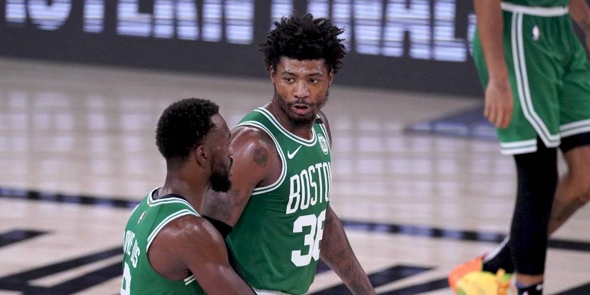 Kemba Walker se perderá el inicio de temporada con los Celtics de Boston