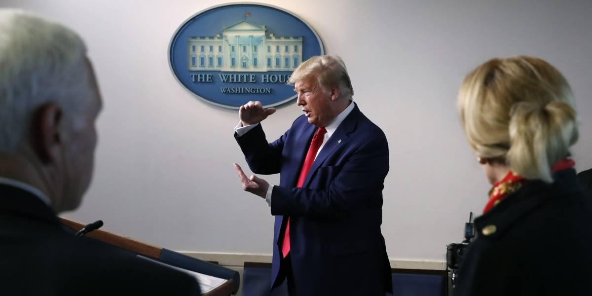 Donald Trump: Grandes pérdidas y grandes deudas