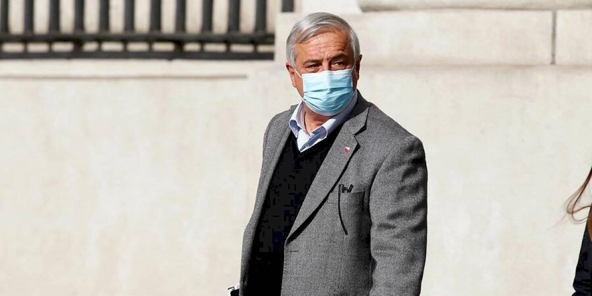 """Mañalich en su primera entrevista tras salir del Minsal: """"Hay un esfuerzo por destruir el legado de Piñera"""""""