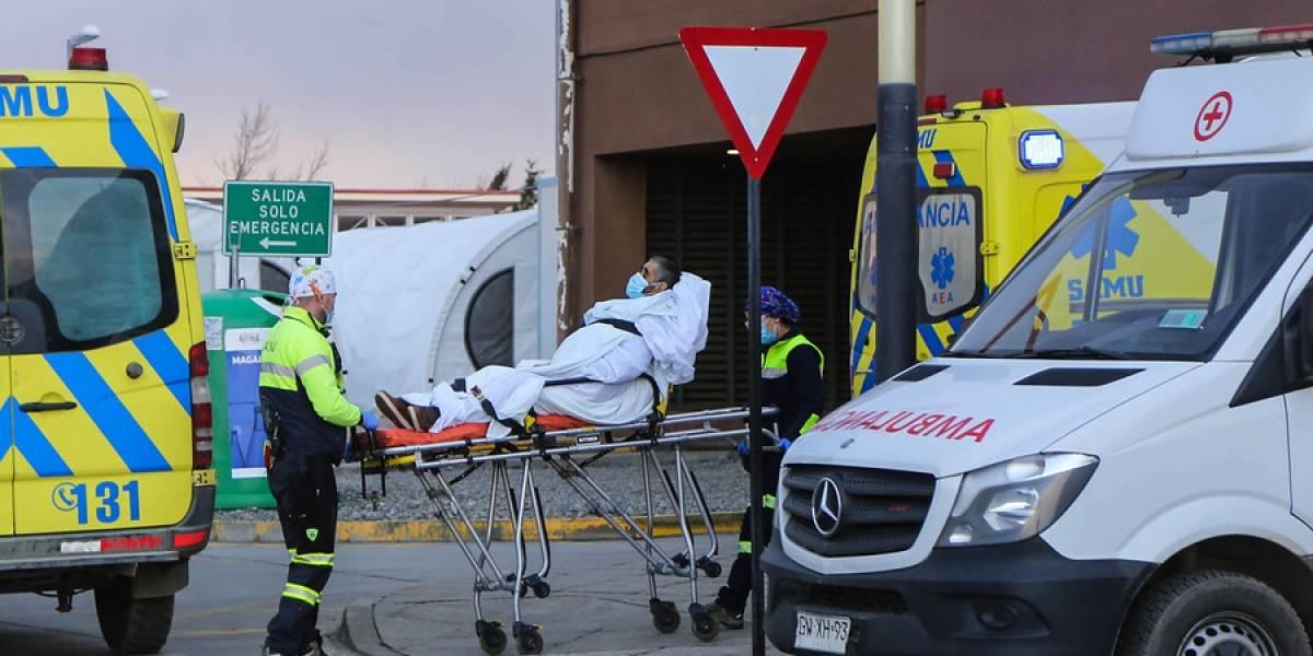 Informe Epidemiológico: Punta Arenas, Puente Alto y Concepción con mayor cantidad de contagios