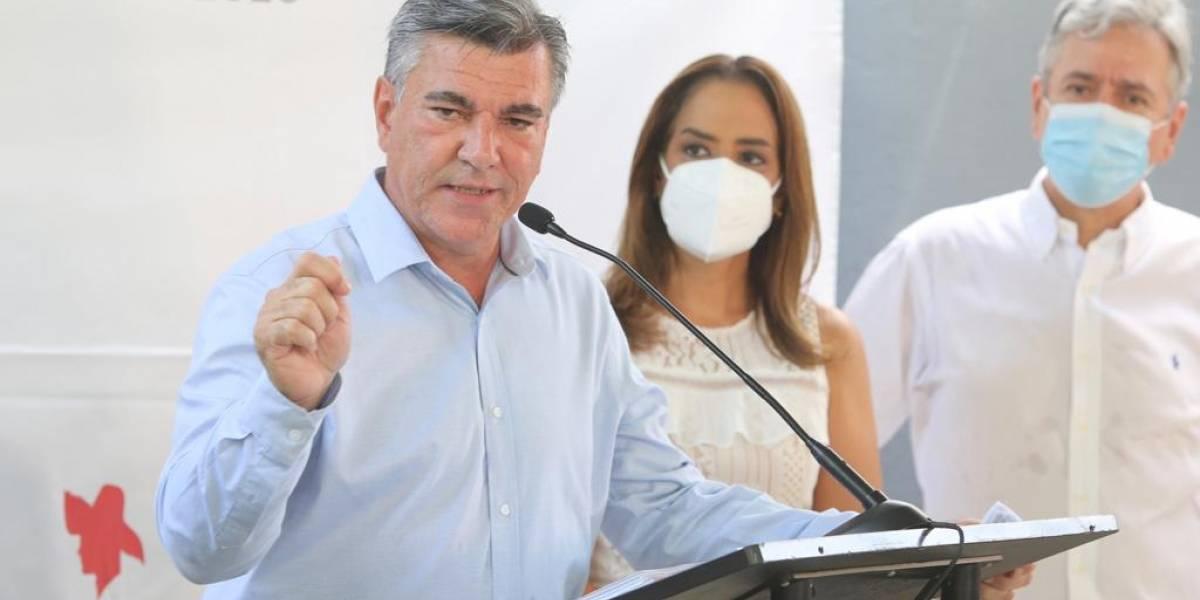 Charlie Delgado promete declarar estado de emergencia por violencia contra la mujer