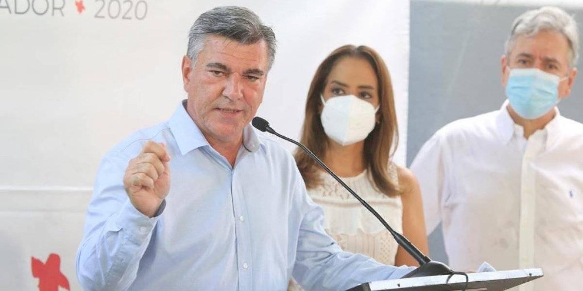 PNP exige que 'Charlie' Delgado publique los documentos sobre contratación empresa de seguros