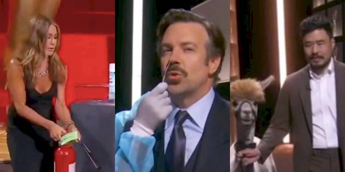 Emmy Awards 2020: los momentos más bizarros de la ceremonia