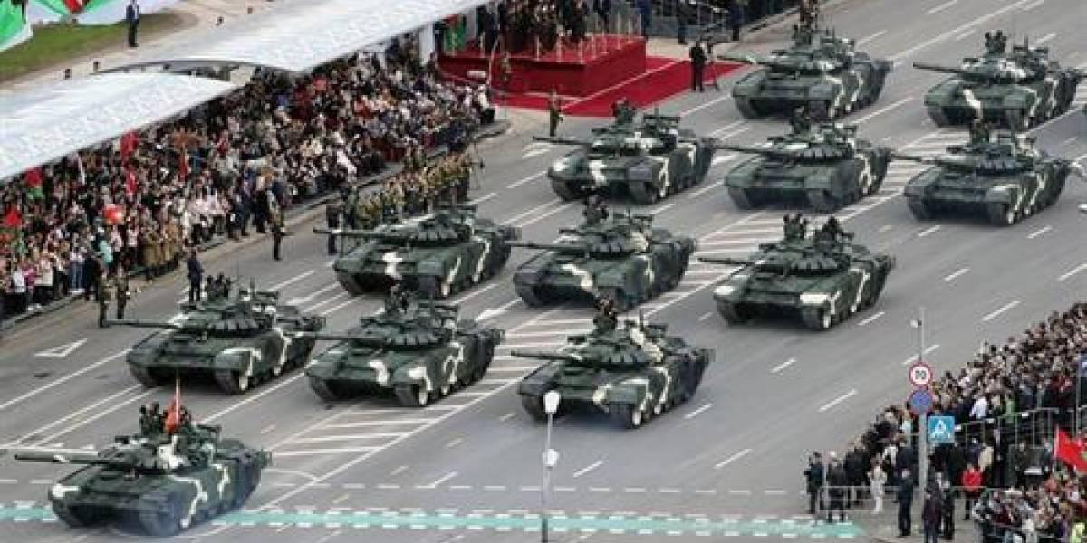 Nuevas protestas en Bielorrusia: policías encapuchados detienen a manifestantes