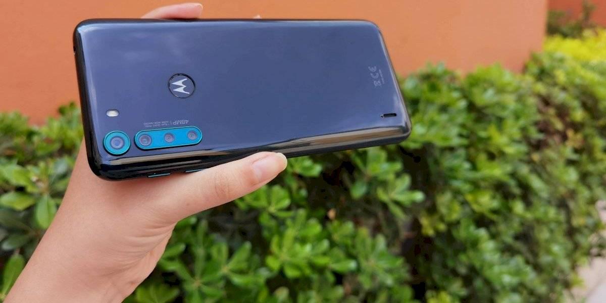 La batería de Motorola One Fusion es más que espectacular