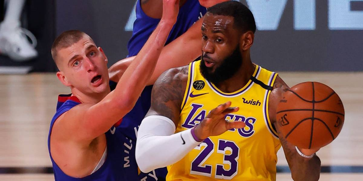 Los Ángeles Lakers vs. Denver Nuggets | EN VIVO ONLINE GRATIS Link y dónde ver en TV Final Conferencia Oeste NBA: Juego 2, canal y streaming