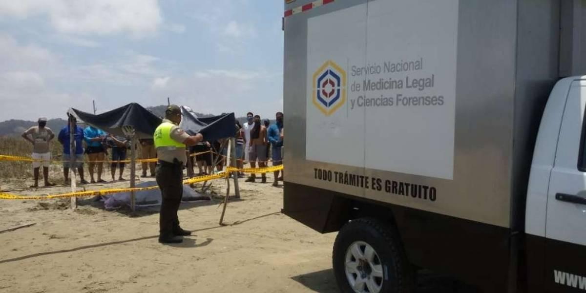 Hallan los cuerpos de los pescadores desaparecidos en Bahía de Caráquez