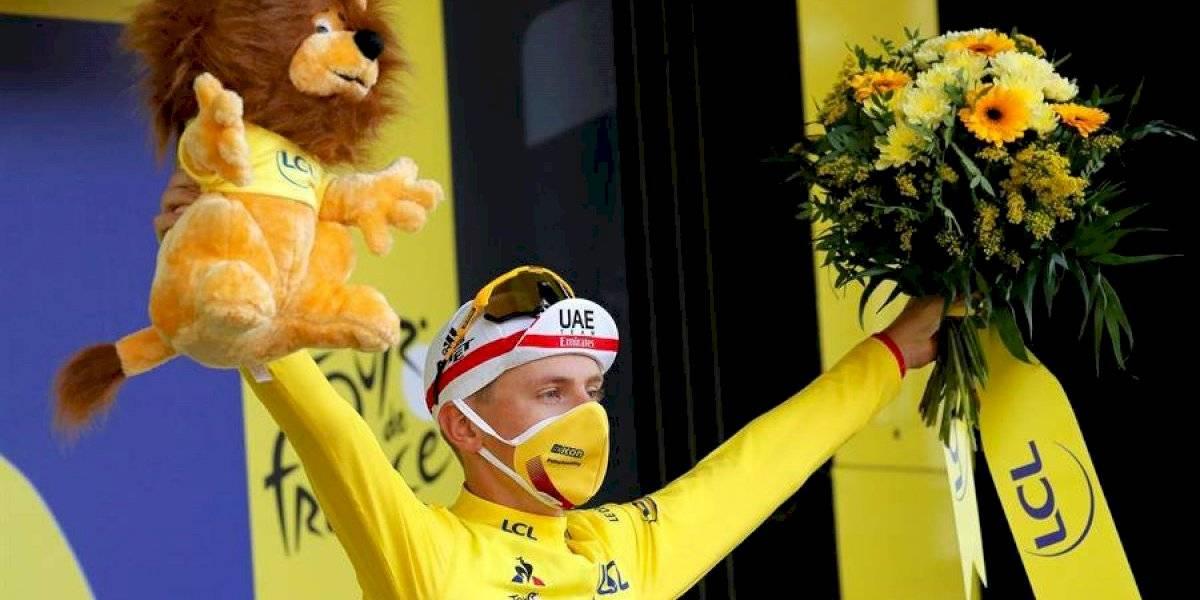 Finalizó un inolvidable Tour de Francia con Pogacar campeón y colombianos destacados