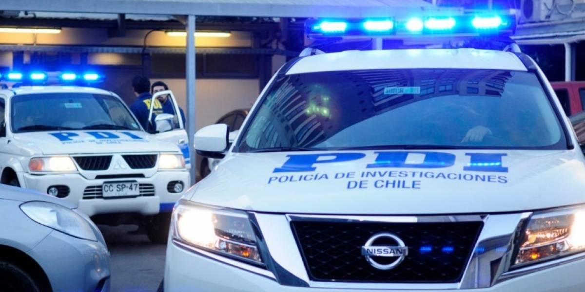 Discusión termina con dos fallecidos en San Joaquín: pelearon con armas cortantes