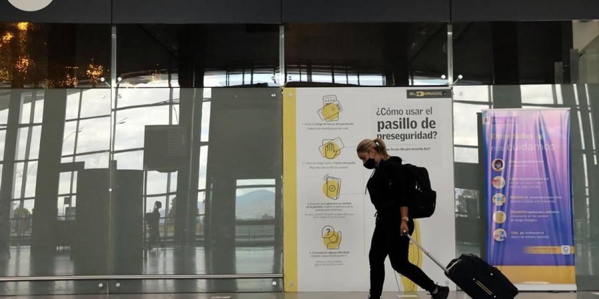 La buena noticia para los viajeros internacionales que lleguen a Bogotá sin prueba PCR